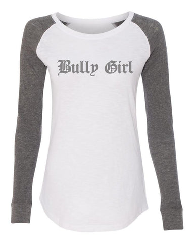 Bully Girl® Preppy Bully Patch T-Shirt
