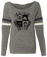 Bully Girl Sporty Eco-Fleece Sweatshirt - BGM Warehouse