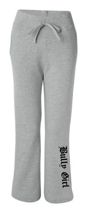 Bully Girl Missy Fit Sweatpants - BGM Warehouse