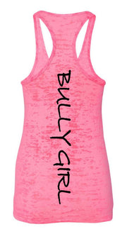 Bully Girl Training Racerback Tank - BGM Warehouse