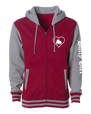 Bully Girl Women's Varsity Jacket
