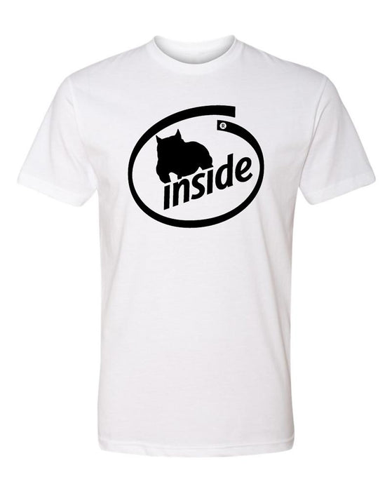 Bully Inside Men's Premium Fitted Tee - BGM Warehouse