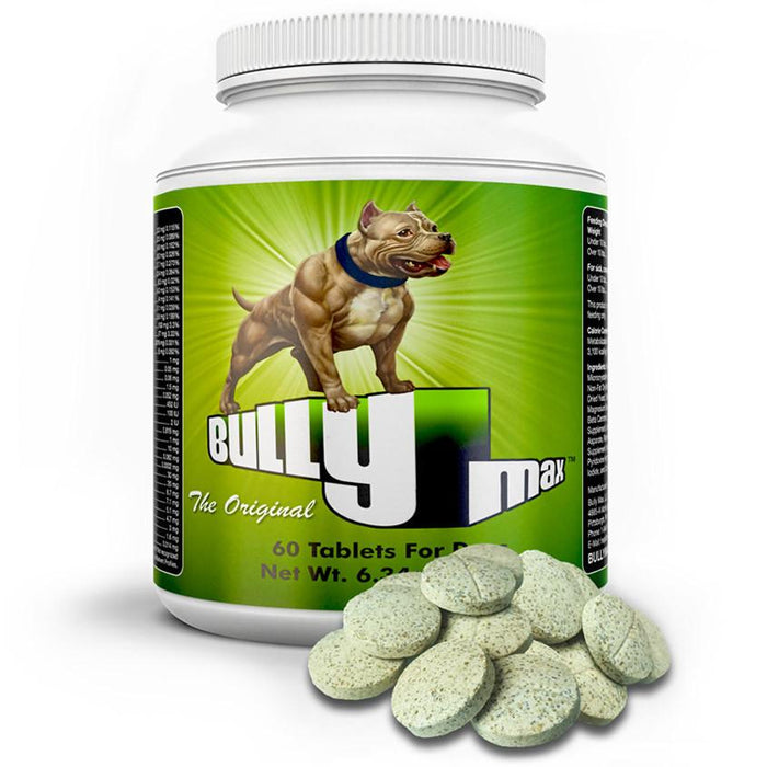 Bully Max Muscle Builder - 60 Day Supply