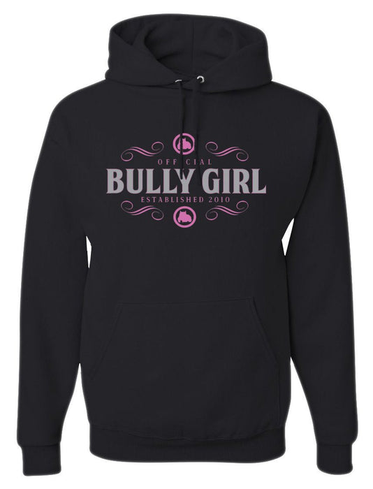Official Bully Girl Hoodie - Black