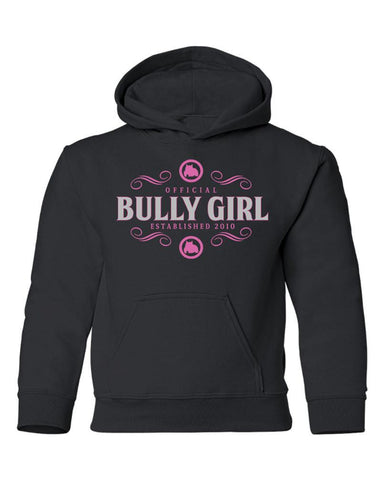 Official Bully Girl Youth Hoodie