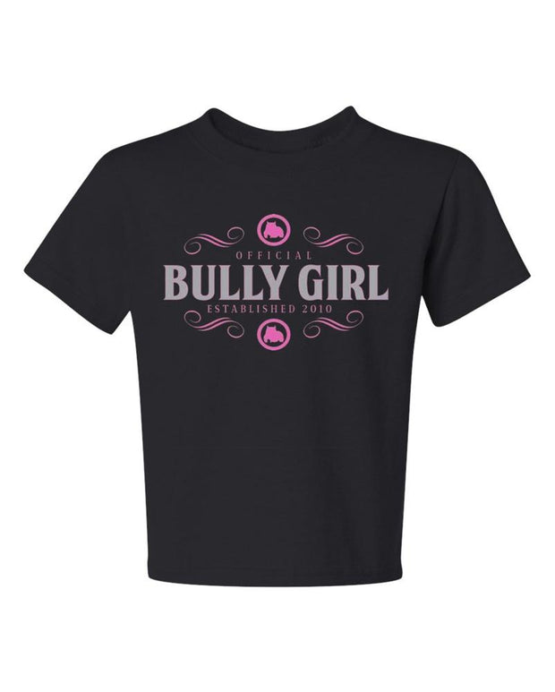 Official Bully Girl Kids Tee