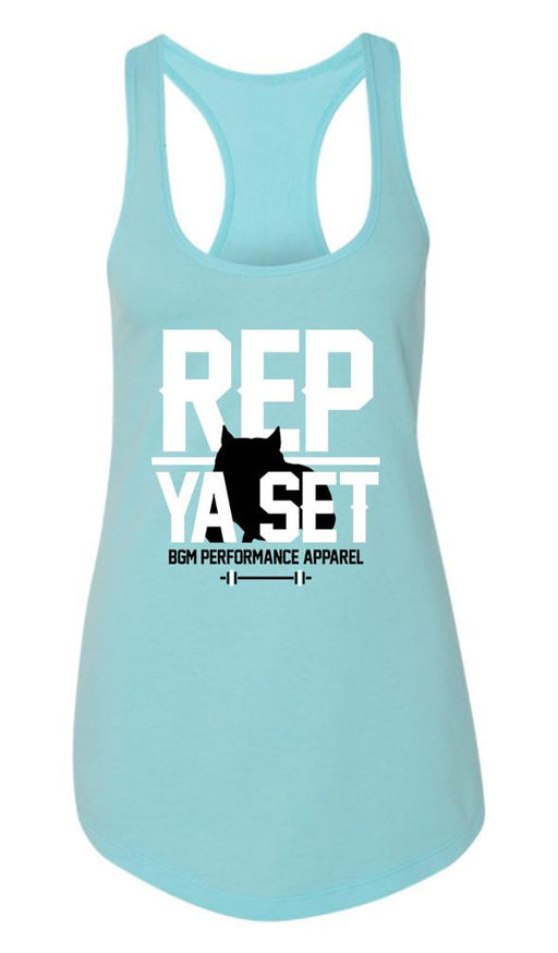 Rep Ya Set Women's Performance Tank - BGM Warehouse