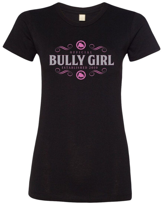 Official Bully Girl Tee - BGM Warehouse