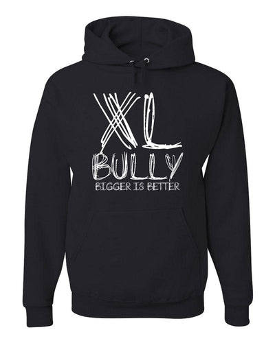XL Bully Scribble Pullover Hoodie