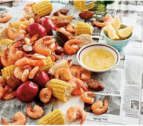 A Southern Summer Favorite: Lowcountry Boil