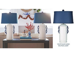 The New Beach House: Trending Coastal Lamps for Spring