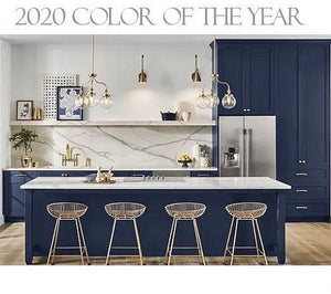 Announcing The 2020 Color Of The Year: Naval