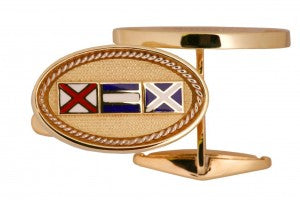 Nautical Jewelry Cufflinks