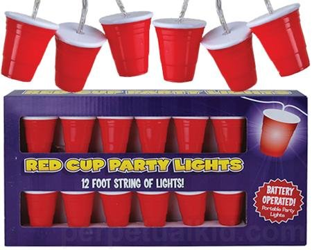Red Cup Lights