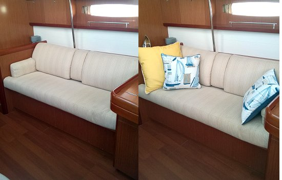 Yacht Decor