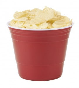 red cup bucket