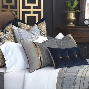 Equestrian themed bedding and home decor