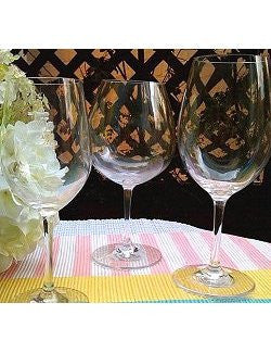 Non-Breakable Connoisseur Stem Wine Glasses