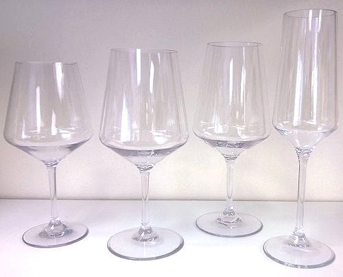 Southampton Yachting Nonbreakable Stem Wine Collection - Nautical Luxuries