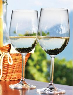 Non-Breakable Connoisseur Classics Acrylic Glasses - Nautical Luxuries