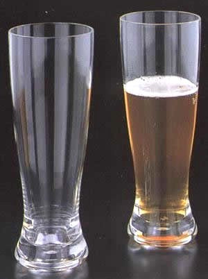 Super-Sized 22 Oz. Acrylic Pilsner Glasses Set - Nautical Luxuries