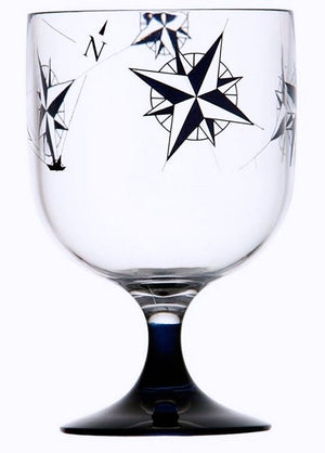 Northern Star Nonbreakable Polycarbonate Glasses - Nautical Luxuries