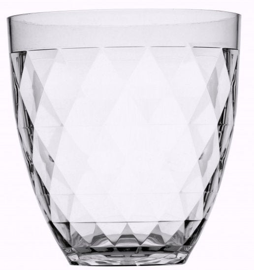 ice bucket with holder for champagne glasses nonbreakable
