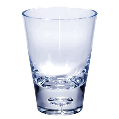 Clear Jewel Acrylic Glasses - Nautical Luxuries