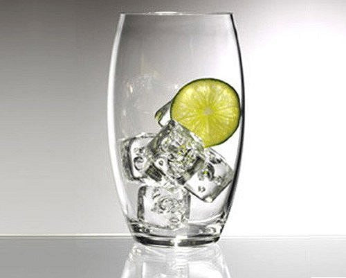 Clearly Curved Acrylic Tumblers