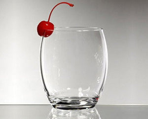 Clearly Curved Acrylic Tumblers - Nautical Luxuries