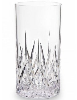 Crystal Cut Acrylic Barware - Nautical Luxuries