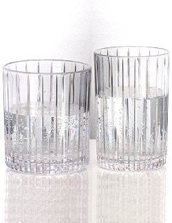 Elegance Acrylic Barware Tumblers - Nautical Luxuries