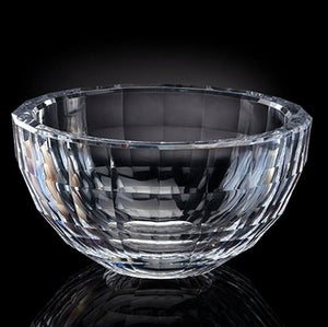 Acrylic Faceted Serving Bowls - Nautical Luxuries