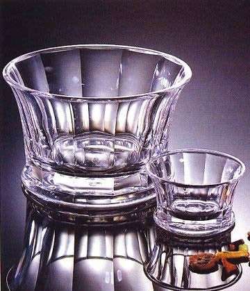 luxury nonbreakable salad bowl set clear acrylic classic design