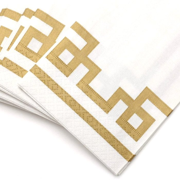 Luxury Disposables Guest Towels/Sophisticate - Nautical Luxuries