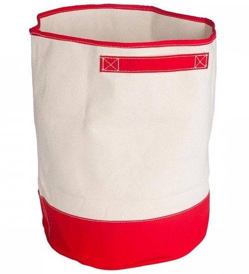 Marine Canvas Laundry Hampers - Nautical Luxuries
