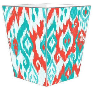 Beach House Ikat Decoupage Bath Sets - Nautical Luxuries