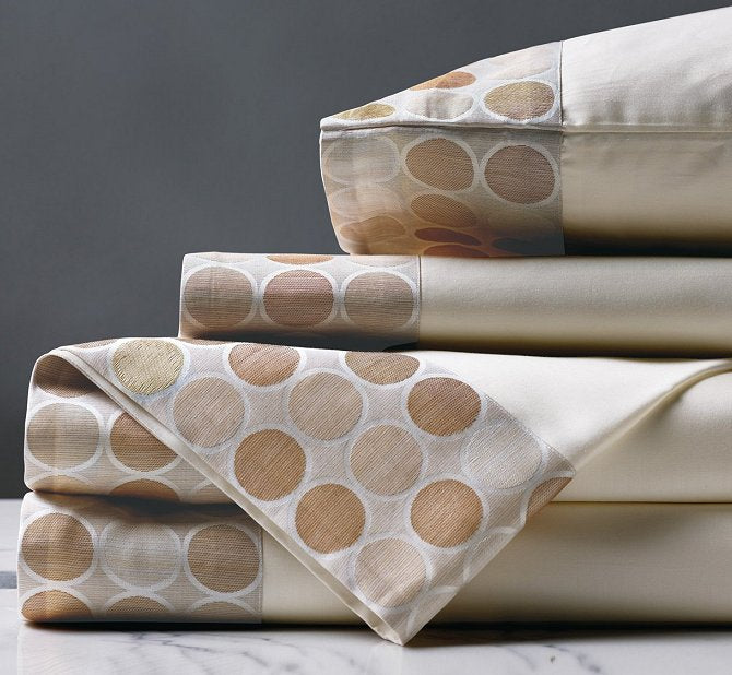 Champagne Sand Pebbles Bedding Collection