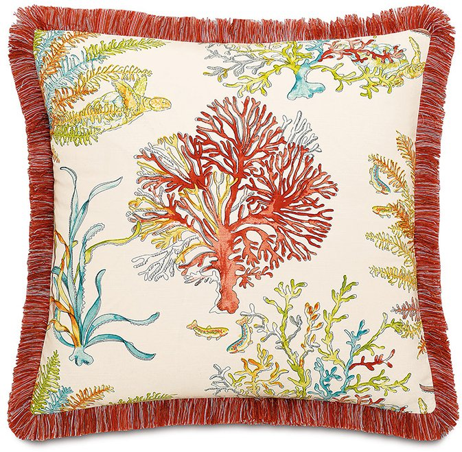 Tropical Turquoise Reef Bedding Collection