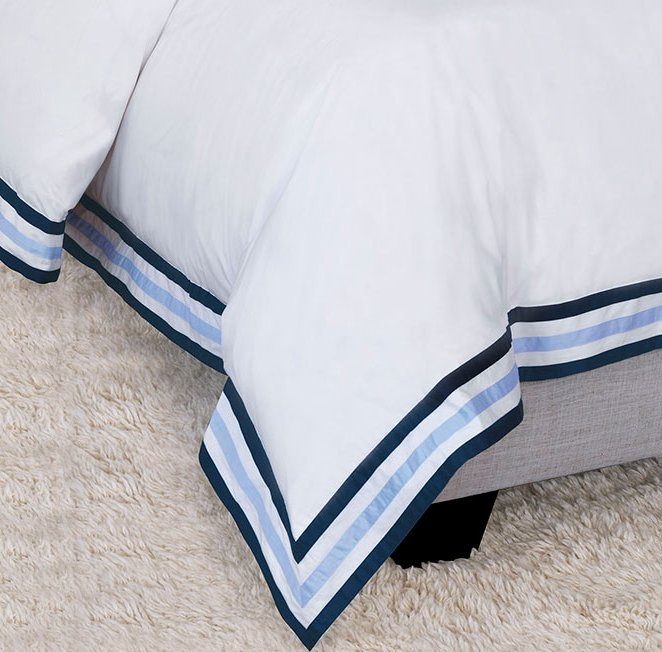 Indigo Symphony Bedding Collection