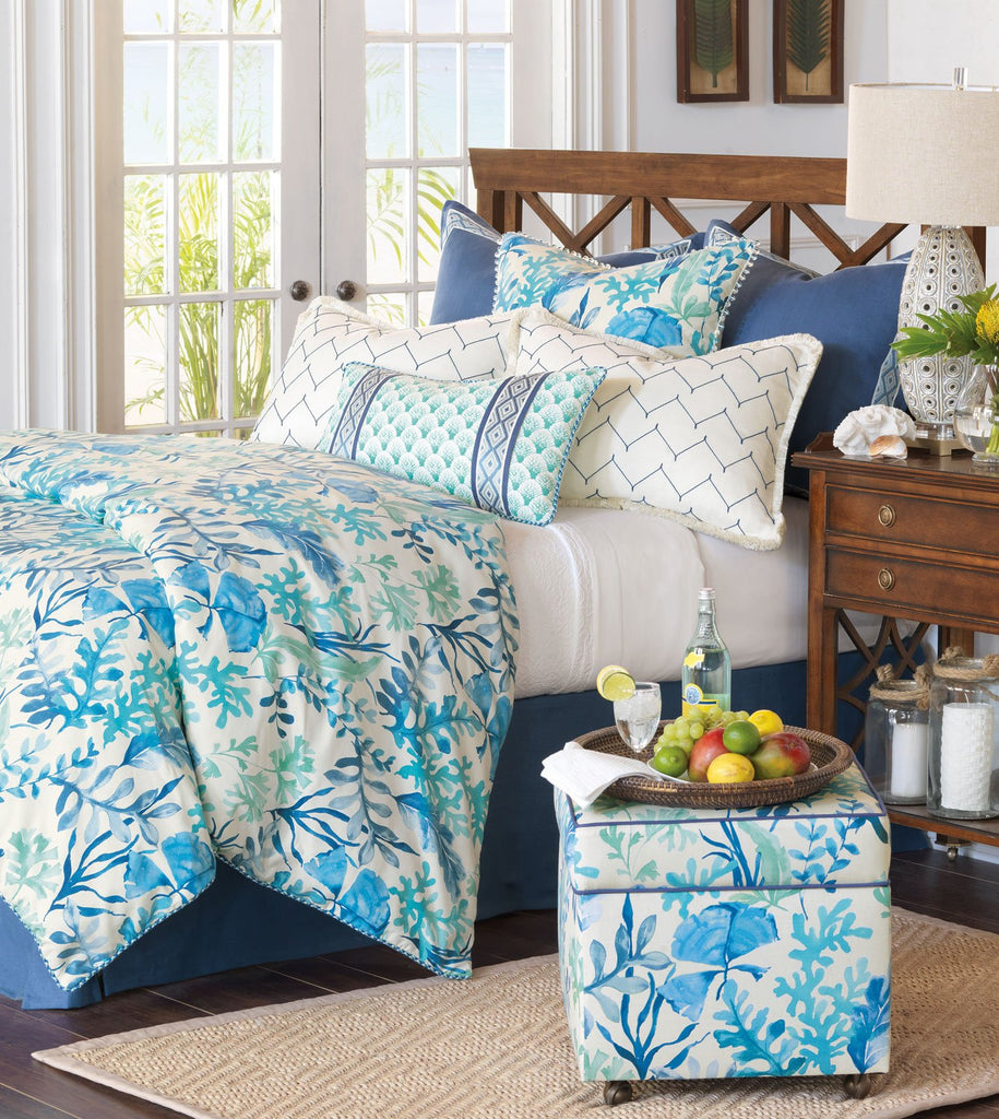 Tropical Splash Luxury Bedding Collection