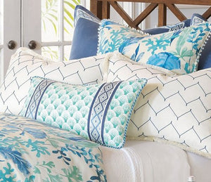 Tropical Splash Luxury Bedding Collection - Nautical Luxuries