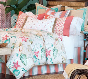 Gasparilla Starfish Bedding Collection - Nautical Luxuries