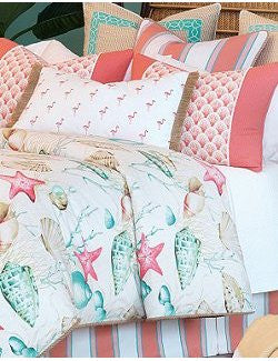 Gasparilla Starfish Bedding Collection