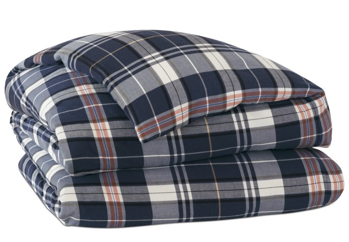 Rustic Nautical Plaid Bedding Collection - Nautical Luxuries