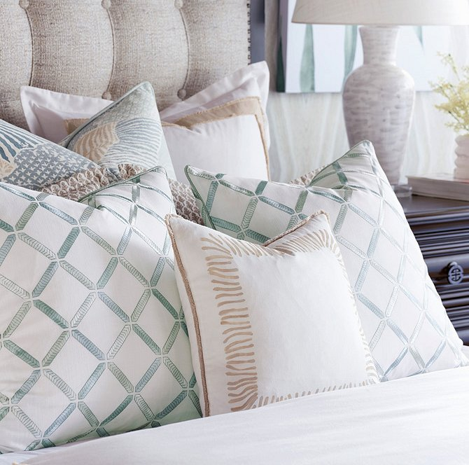 White Sands Coastal Bedding Collection