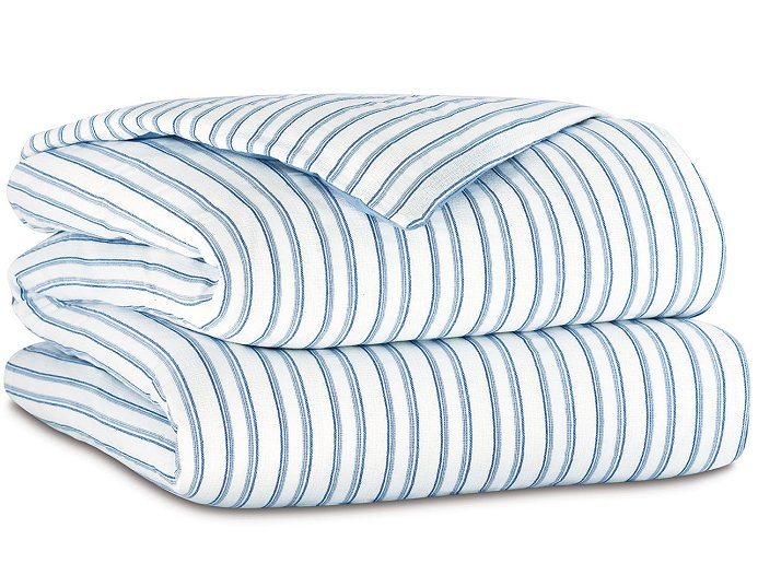 Summer Seersucker Luxury Bedding Collection - Nautical Luxuries