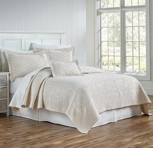 Stonewashed Classic Beach Cottage Bedding - Nautical Luxuries