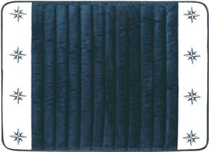 Northern Star Non-Skid Bath Mat - Nautical Luxuries