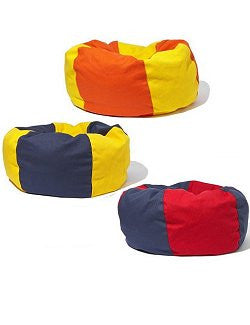Canvas Beach Ball Pet Beds